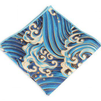 Portable Vintage Ethnic Pattern Handkerchief