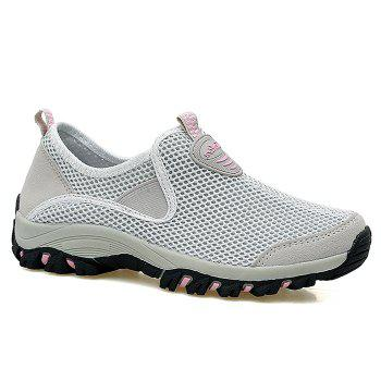 Mesh Elastic Band Athletic Shoes