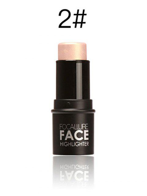 Water Proof Face Makeup Highlight Pen Stick - 02