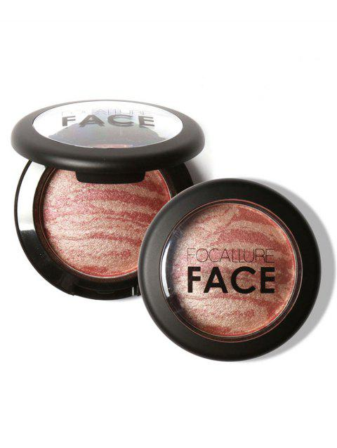 Water Proof Soft Mineral Blusher Palette - 06