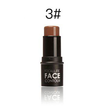 Face Makeup Waterproof Contour Stick - #01