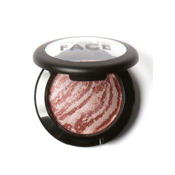 Water Proof Soft Mineral Blusher Palette -