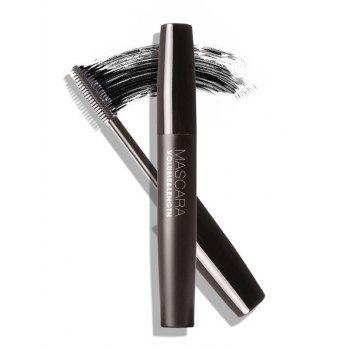 Long Lasting Not Dizzy Waterproof Mascara Cream - BLACK BLACK
