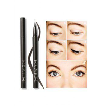 Silky Quick Dry Anti Sweat Waterproof Eyeliner Pencil