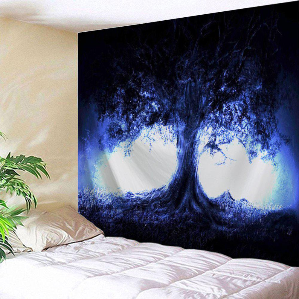 Psychedelic Tree Home Decor Wall Blanket Tapestry цена 2017