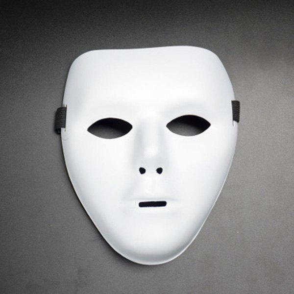 Ghost Mask Halloween Party Accessories