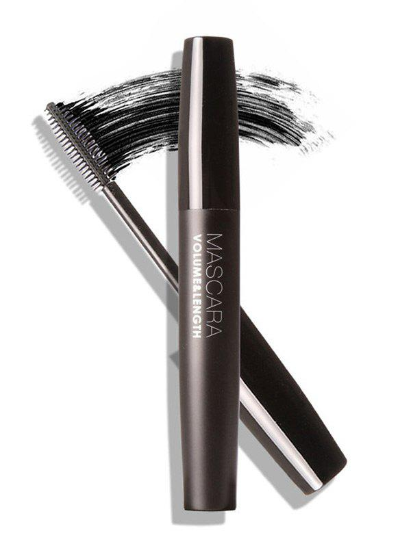 Long Lasting Not Dizzy Waterproof Mascara Cream - BLACK
