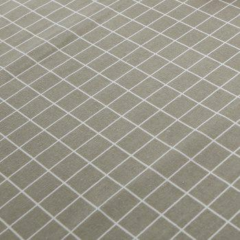 Grids Patterned Kitchen Decor Table Cover - W55 INCH * L78 INCH W55 INCH * L78 INCH