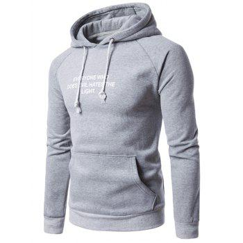 Graphic 3D Photo Print Fleece Hoodie