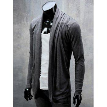 Collier en chandelier - Gris XL