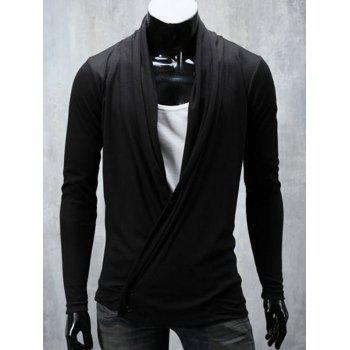 Collier en chandelier - Noir 3XL