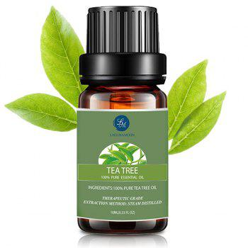 10ml Tea Tree Natural Aromatherapy Essential Oil - GREEN GREEN