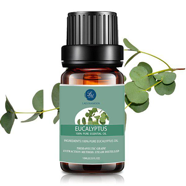 10ml Natural Eucalyptus Aromatherapy Essential Oil - GREEN