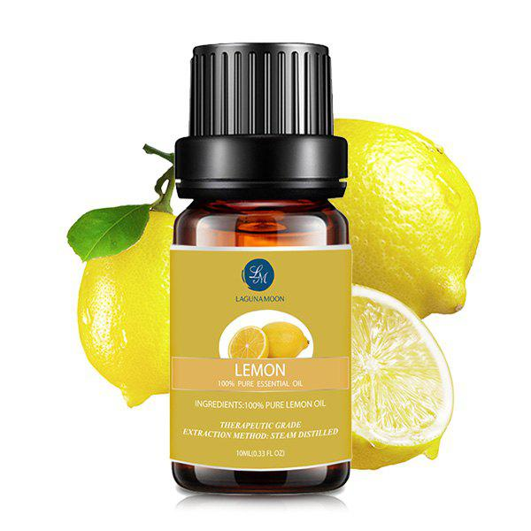 10ml Premium Therapeutic Natural Lemon Aromatherapy Oil - Jaune