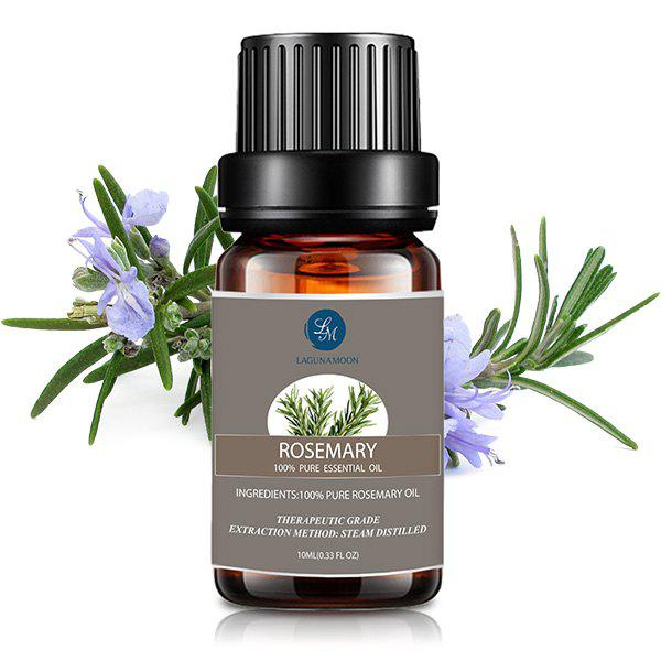 10ml Natural Rosemary Essential Oil - GRAY