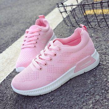 Breathable Hollow Out Mesh Sneakers - 39 39