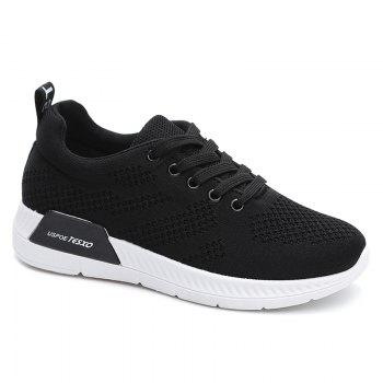 Breathable Hollow Out Mesh Sneakers