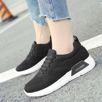 Breathable Hollow Out Mesh Sneakers - 41 41