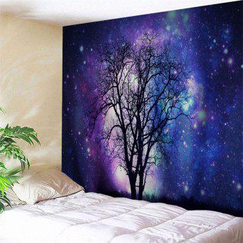 Wall Decor Hanging Galaxy Tree Tapstry