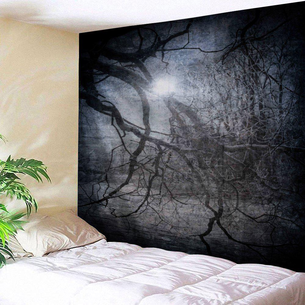 Gloomy Night Wall Blanket Throw Tapestry gloomy night throw tapestry wall blanket