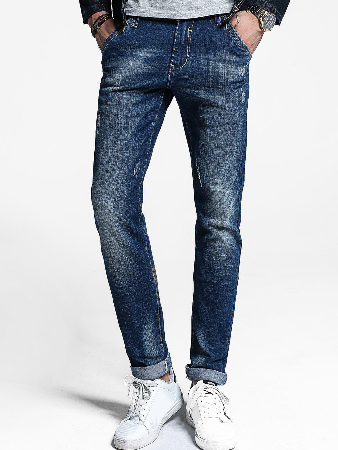 Abercrombie Fitch - Denim Bleu 34