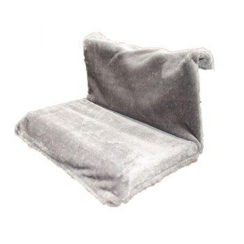 Chaise amovible Pet Hm Hammock Cat Hanging - Gris