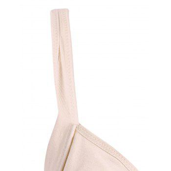 Wireless Nursing Bra - COMPLEXION L
