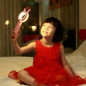 Stepless Adjusted Cartoon LED Desk Lamp -  PINK