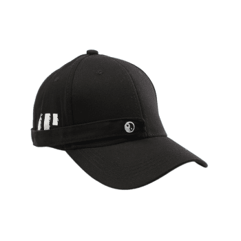 Tiny Rectangle Huit Diagrammes Casquette de baseball - Noir