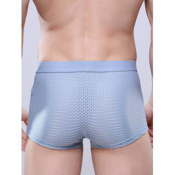 U Container Pouch Openwork Boxer Brief - Nuageux XL