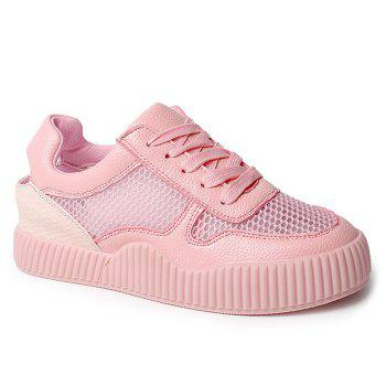 Low-top Breathable Hollow Out Sneakers