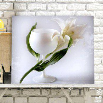 Cup Floral DIY 5D Resin Diamond Paperboard Painting