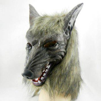 Halloween Party Wolf Head Mask
