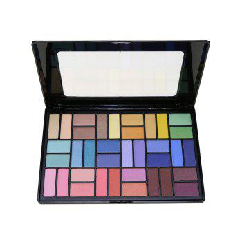 36 Colors Earth Color Eyeshadow Cosmetic Palette