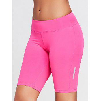 Stretch Tight Running Shorts - TUTTI FRUTTI S