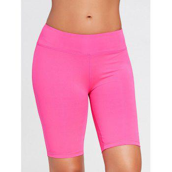 Stretch Tight Running Shorts - TUTTI FRUTTI XL