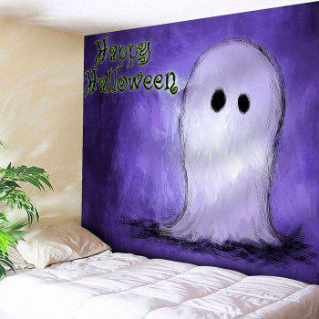 Wall Hanging Happy Halloween Ghost Tapestry
