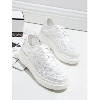 Chaussures athlétiques - Blanc 37