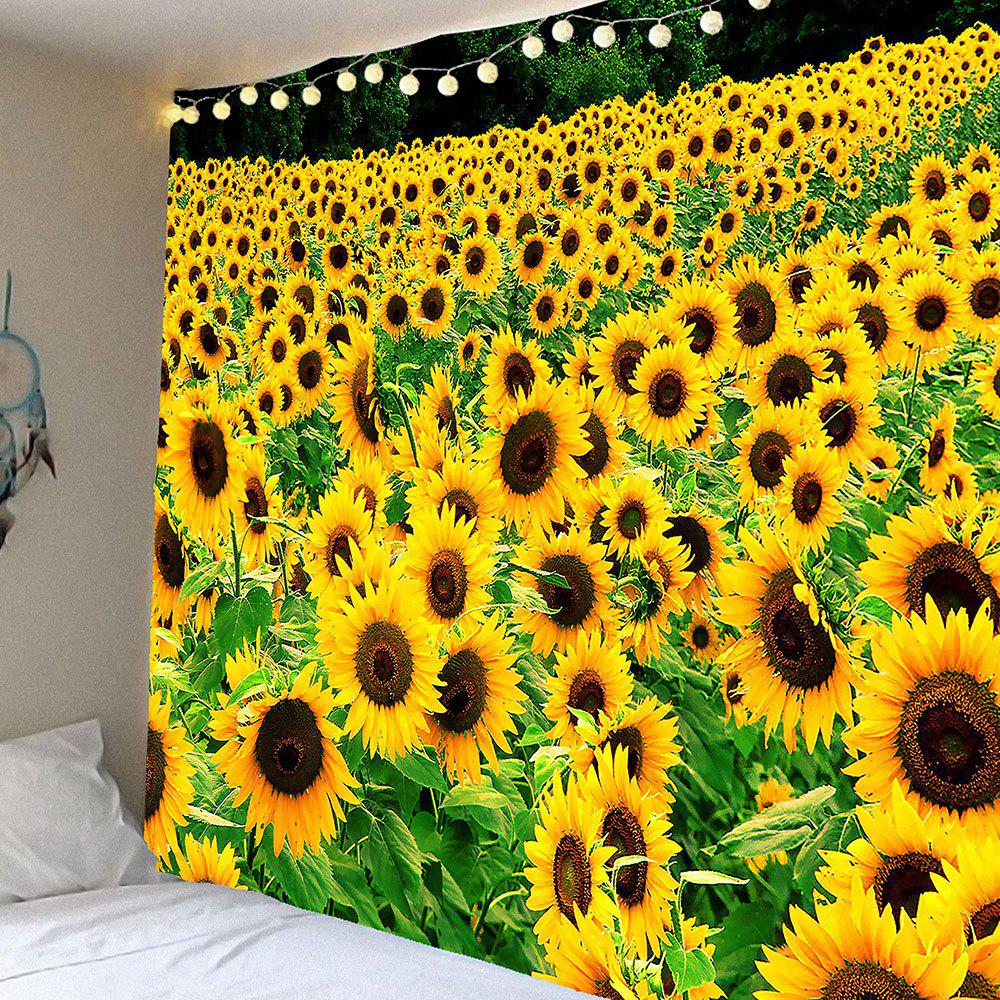 Hanging Waterproof Sunflowers Printed Tapestry dji osmo x3 hd camera cpl filter lens for gimbal ptz control panel hd drone camera of dji inspire 1