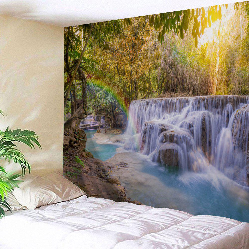 Nature Scenic Print Wall Decorative Tapestry nature scenic backdrop newborn photography background 5x7ft hand painted weddings backdrops muslin backgrounds children13 91