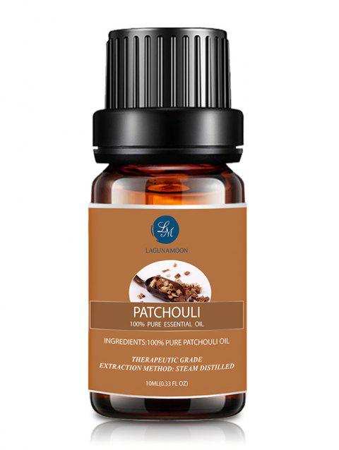 10ml Premium Therapeutic Patchouli Massage Essential Oil - DUN