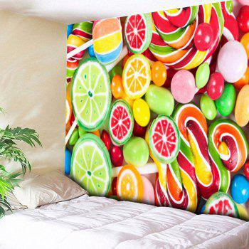 Fruit Sugar Wall Hanging Tapestry
