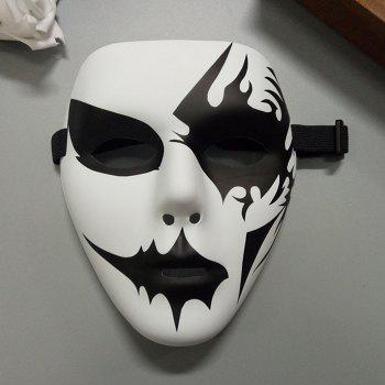 Halloween Party Hand Painted Mask