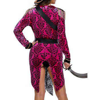 Velvet Pirate Cosplay Costume Outfits - S S