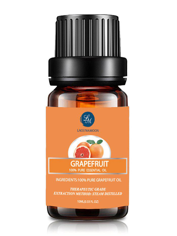 10ml Premium Therapeutic Grapefruit Massage Essential Oil - BRIGHT ORANGE