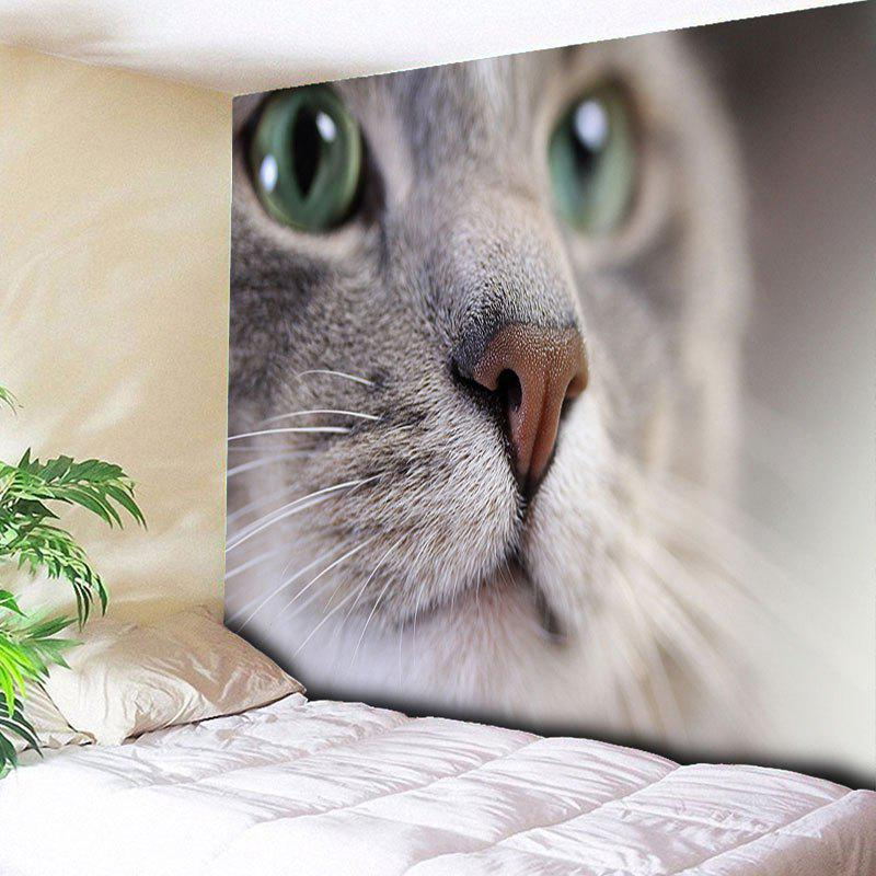 Animal Wall Hanging Cat Bedroom Tapestry
