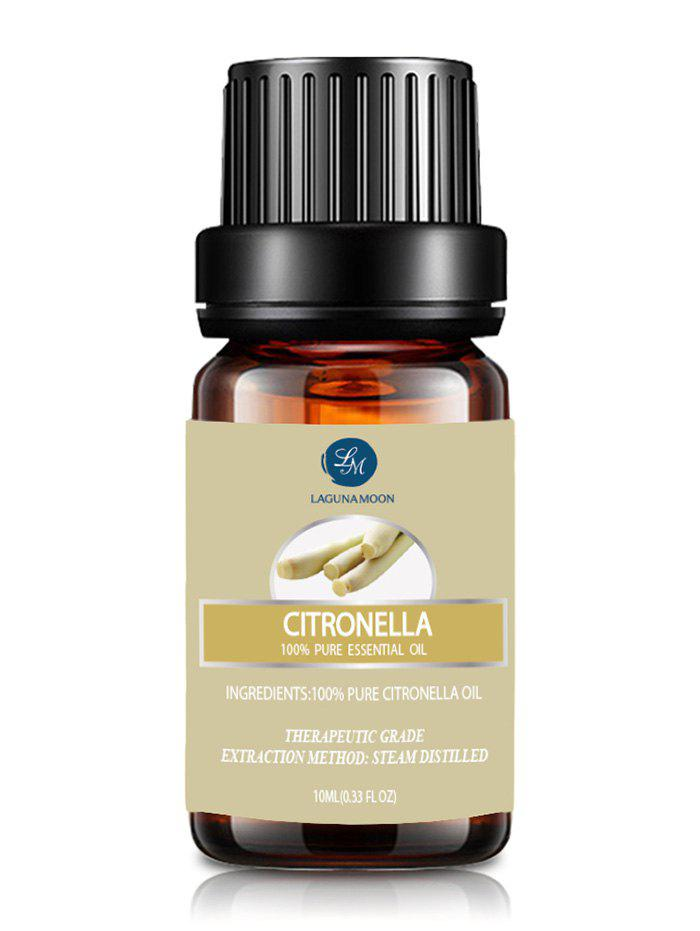 10ml Premium Therapeutic Citronella Essential Oil kidsafe immune boom synergy essential oil blend undiluted therapeutic grade