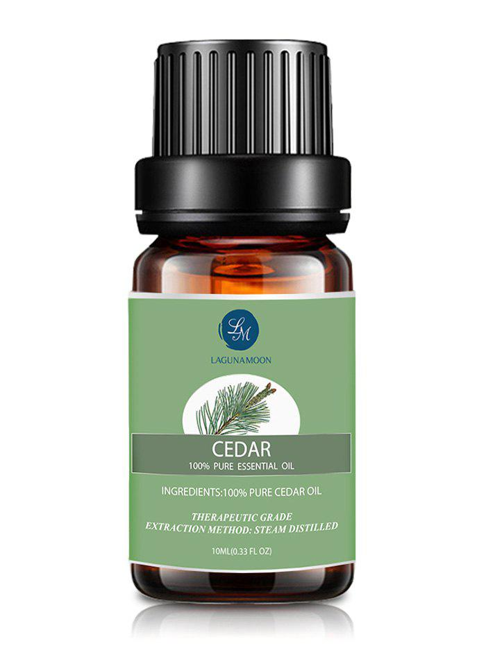 10ml Premium Therapeutic Cedar Essential Oil - GREEN
