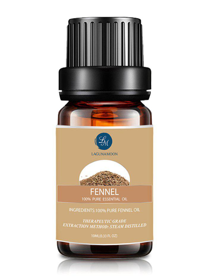 10ml Premium Therapeutic Fennel Messgae Essential Oil - LIGHT KHAKI