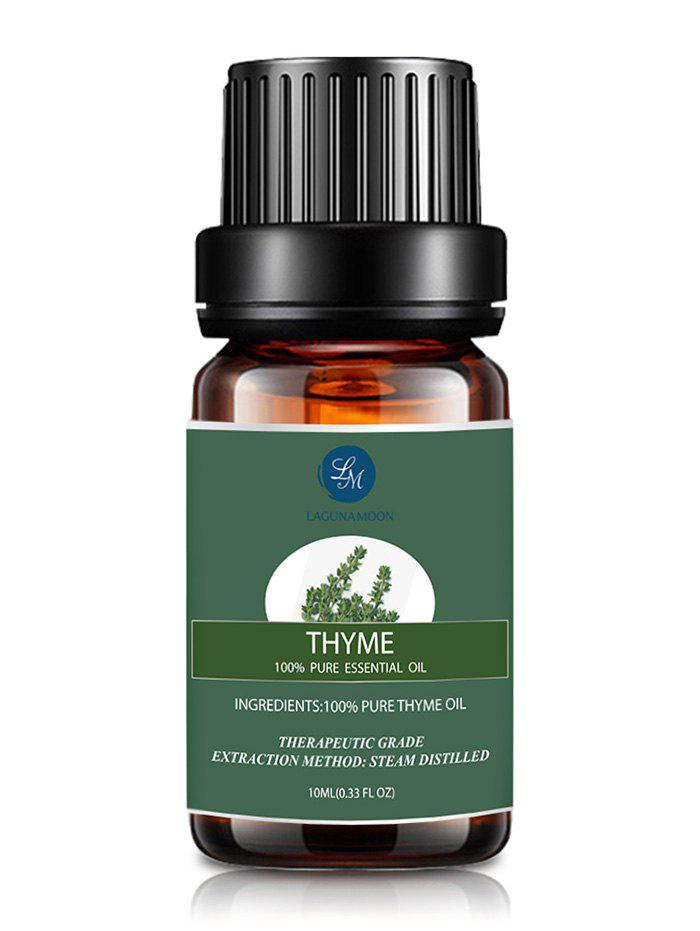 10ml Premium Therapeutic Thyme Massage Essential Oil - BLACKISH GREEN